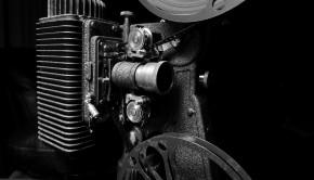 movie camera reel